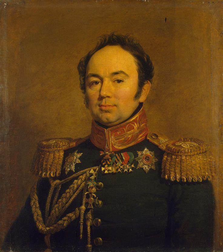 Генерал Арсений Закревский