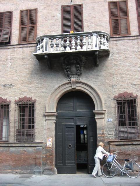 Ferarra Doorway