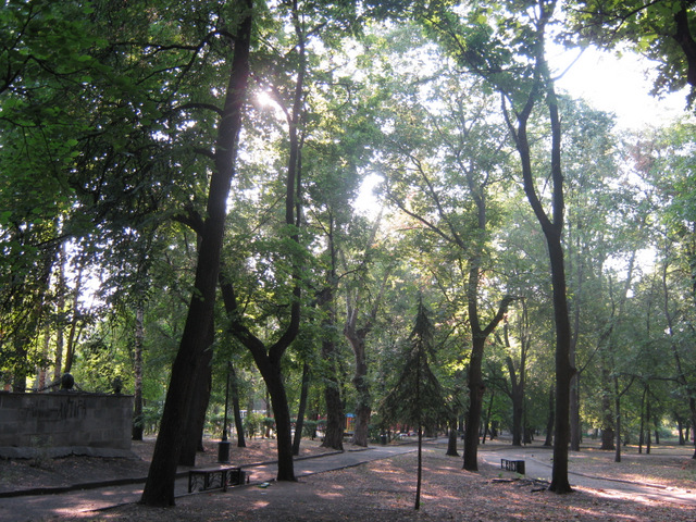 Lermontov park