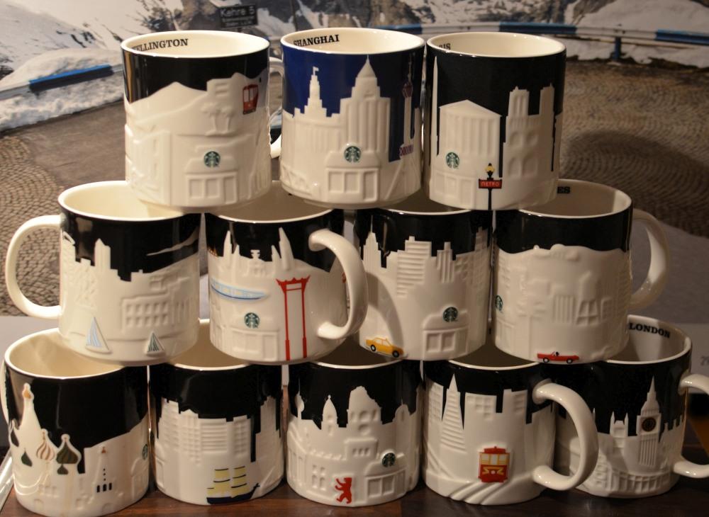 My Starbucks Relief Mugs