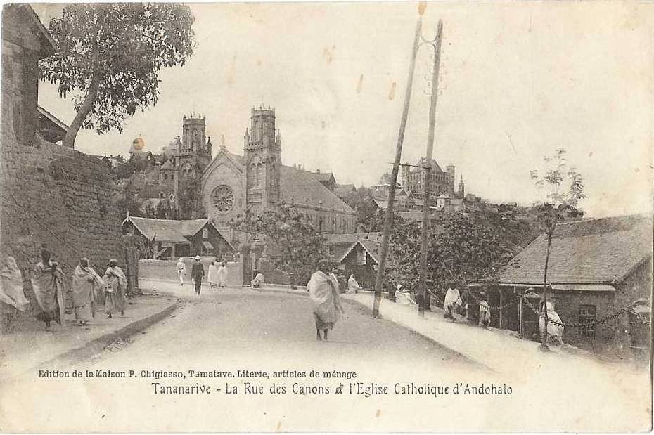 Cathedrale catholique  Andohalo