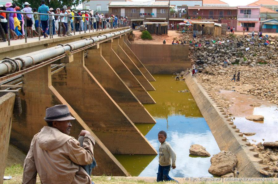 Если в кране нет воды. Засуха на Мадагаскаре