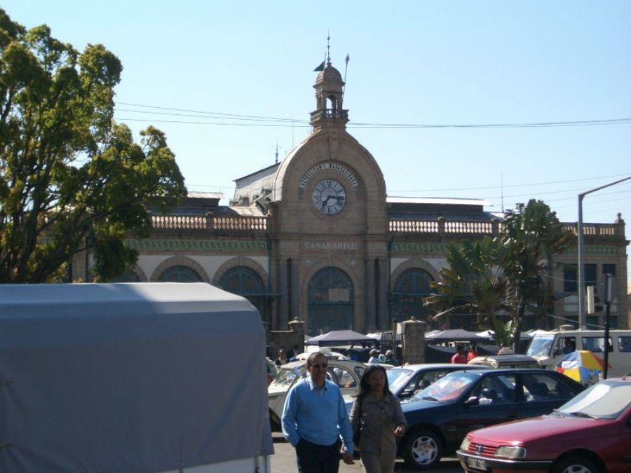Вокзал-Тана
