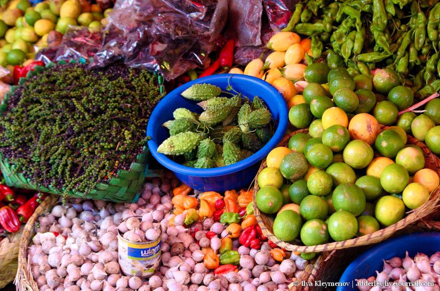 Талаламати. Субботний базар