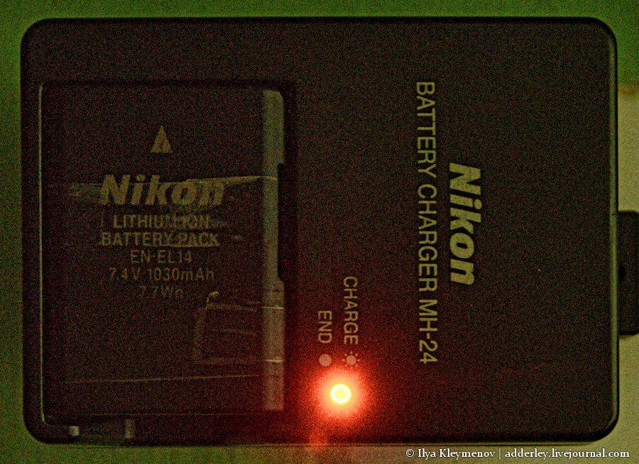 Как реанимировать литиевую батарею