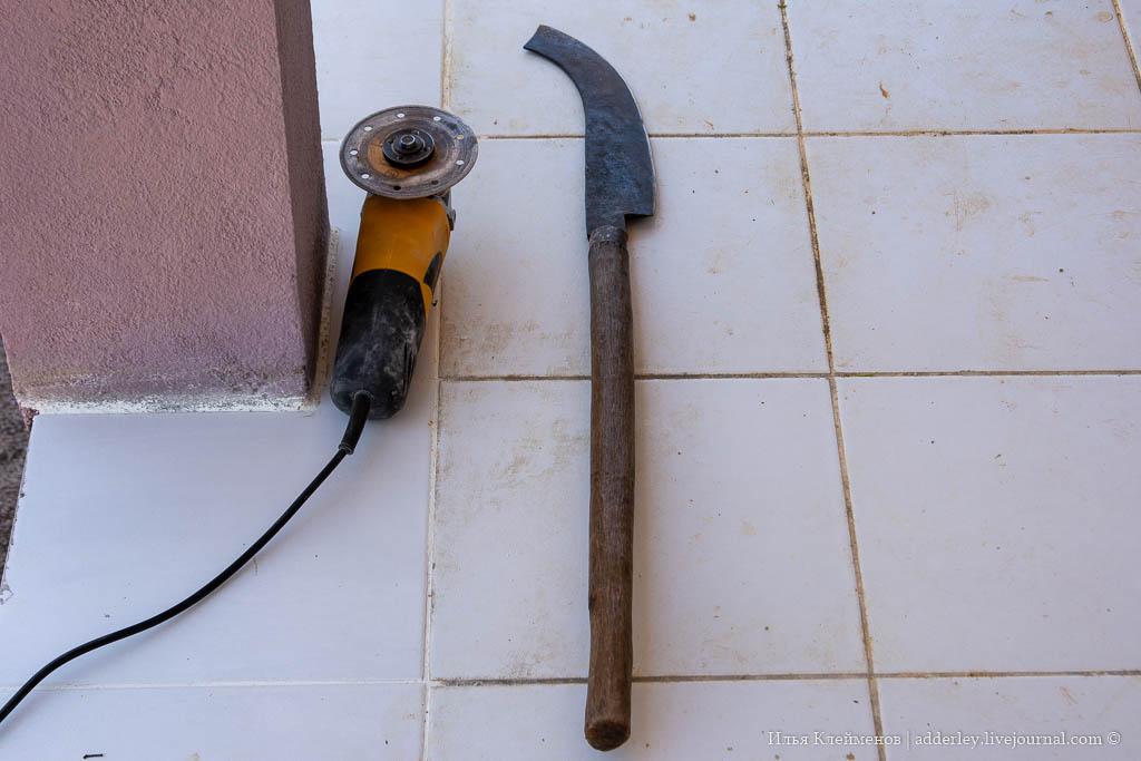Про выживальщиков и их ножи