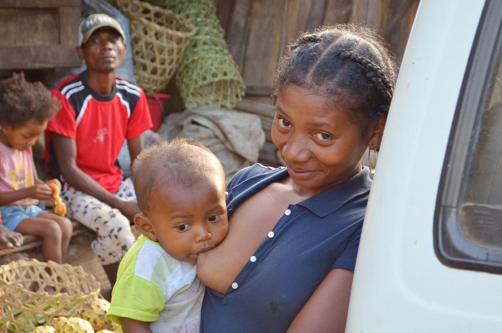 8 Марта добралось до Мадагаскара