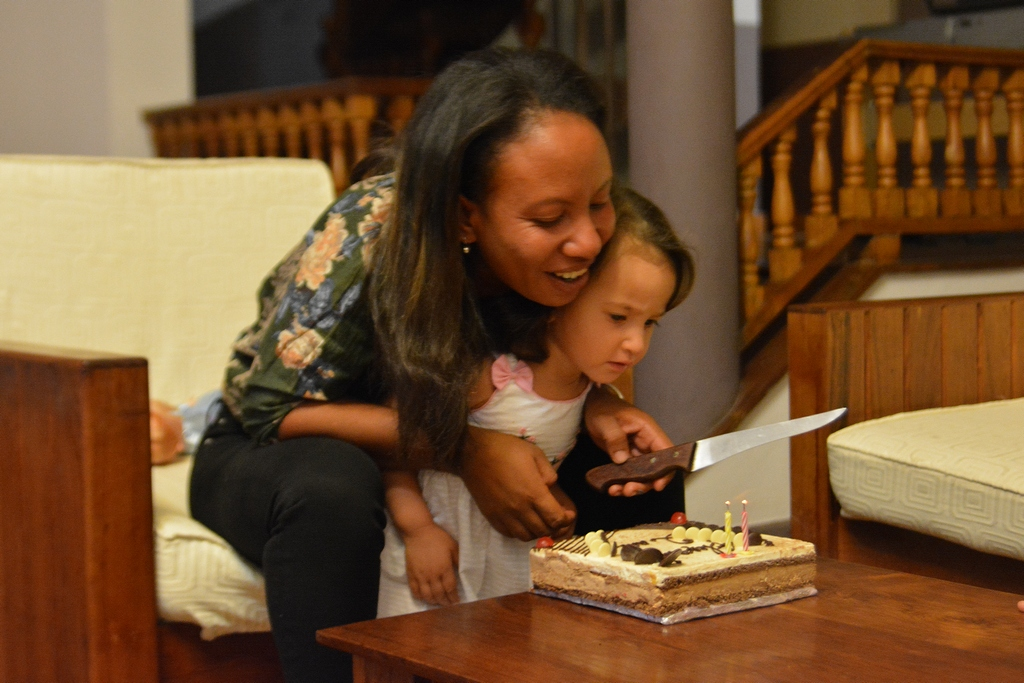 Саша. 2 года в Африке