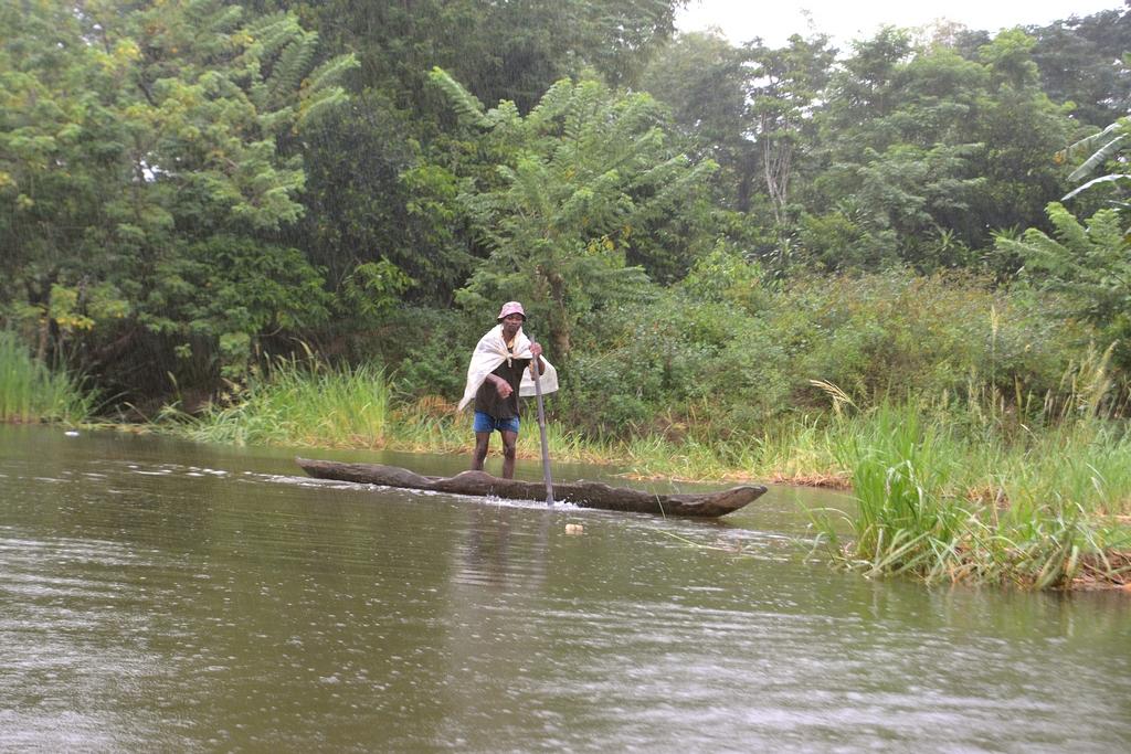 Охота на бамбуковой реке и особенности холодной пристрелки оружия