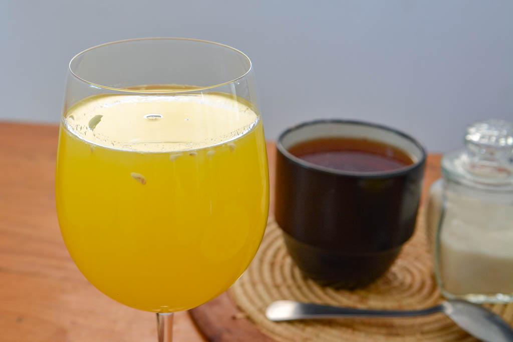 И Родина щедро поила меня, оранжевым соком... 7 день карантина