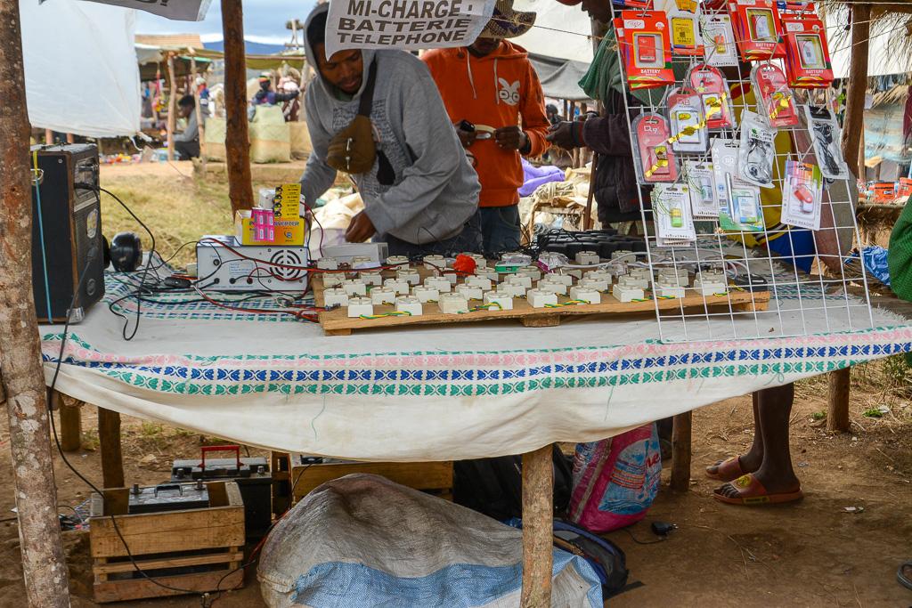 Нетуристический Мадагаскар. Рынок крупного рогатого скота