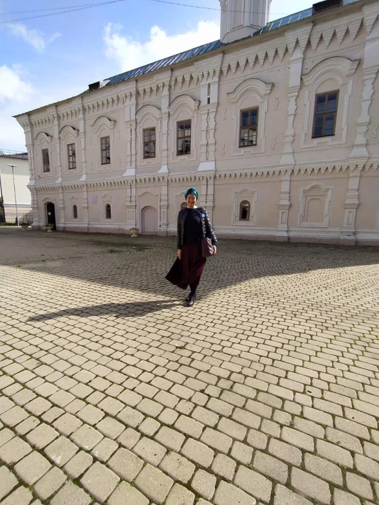 Экскурсия по Апановской мечети г. Казани