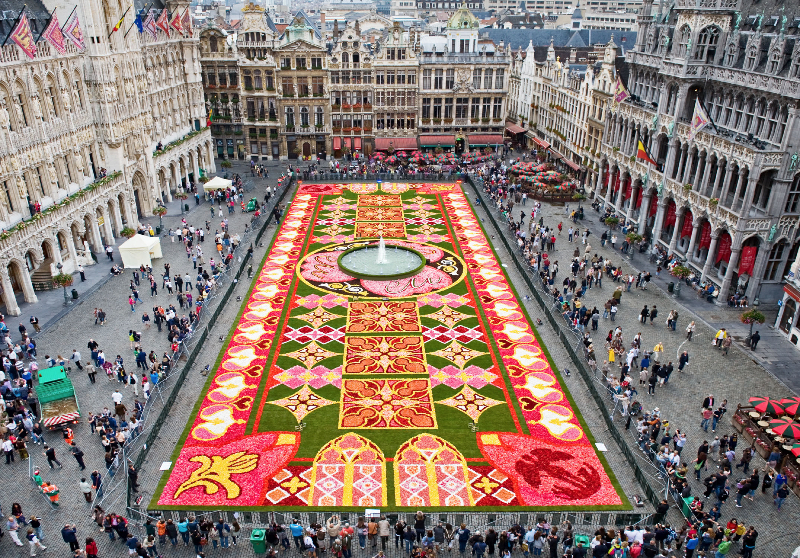 фото с официального сайта flowercarpet.be