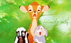 Bambi Friends Only
