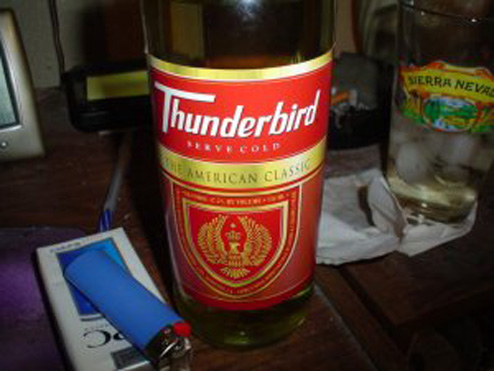 thunderbird wine Lyrics to 'thunderbird wine' by jason boland up every morning at the crack of dawn / nights as short as the days are long / life turned out to be another magazine.