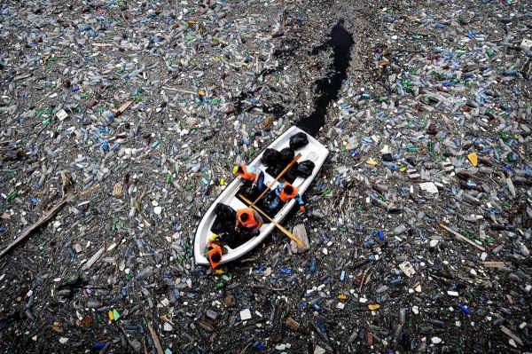 мусор в океане1