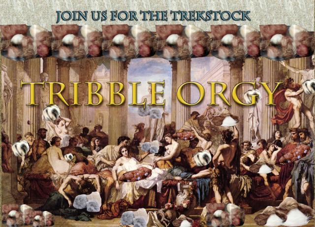 tribble-orgy