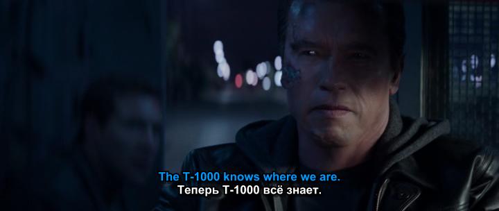 """""""Он всё знает... Но нам не нужно это знать. Вернее, мы не должны знать этого"""""""