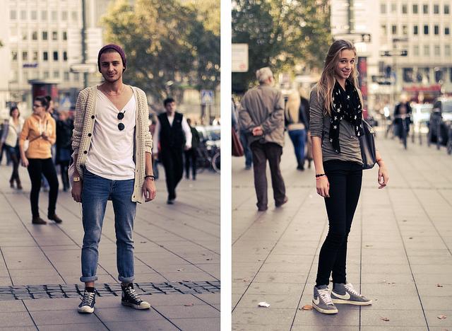 Молодые девушки германии