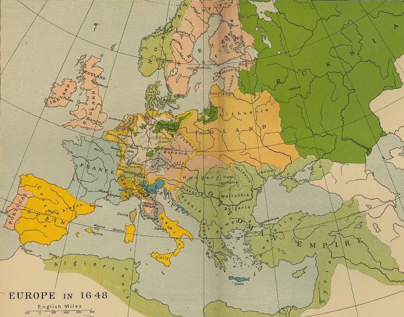 an analysis of the austro prussian war in europe during the 19th century