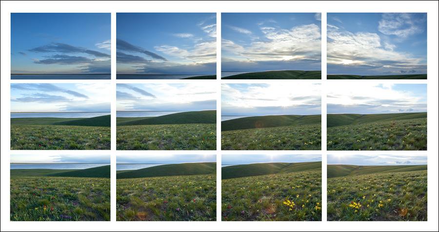 Как снять панорамное