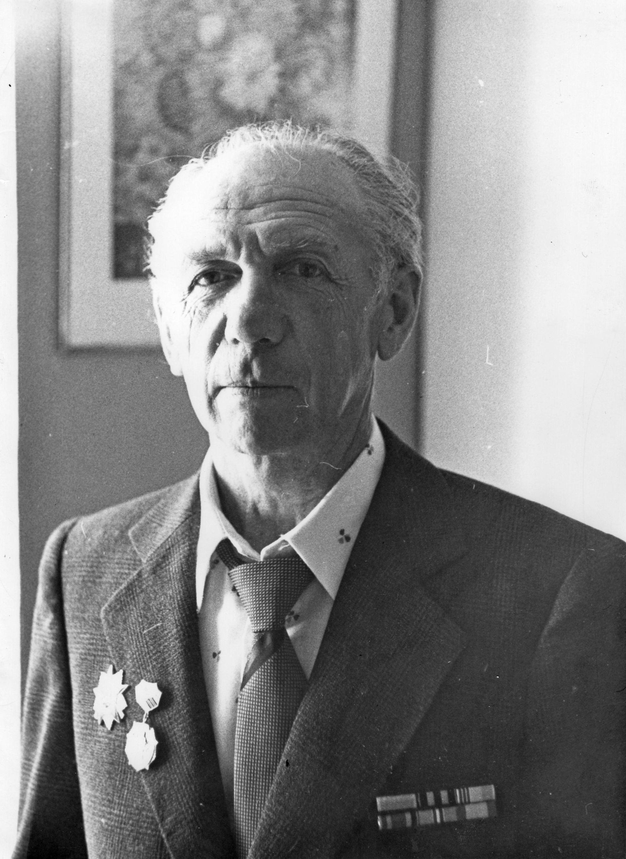 Студенецкий Виктор Васильевич