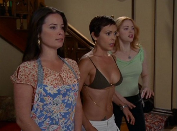 Charmed Sisters Naked