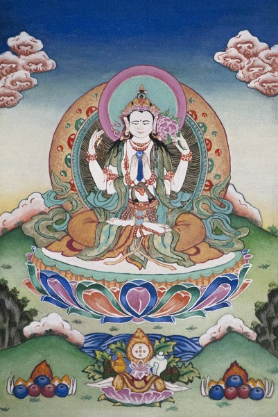 Avalokiteshvara-small