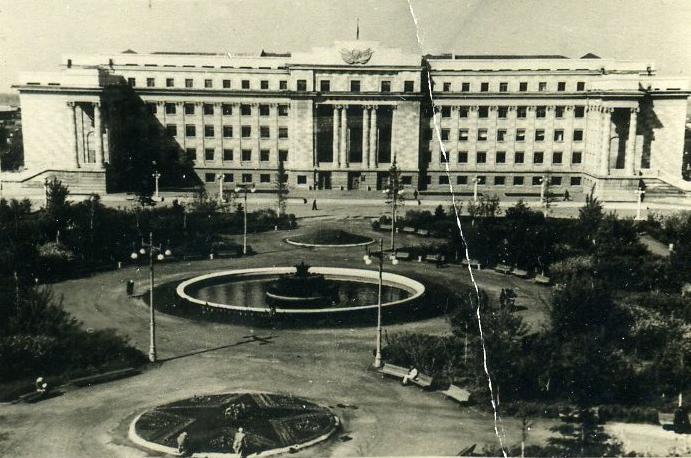 Дом Советов 1954 г.