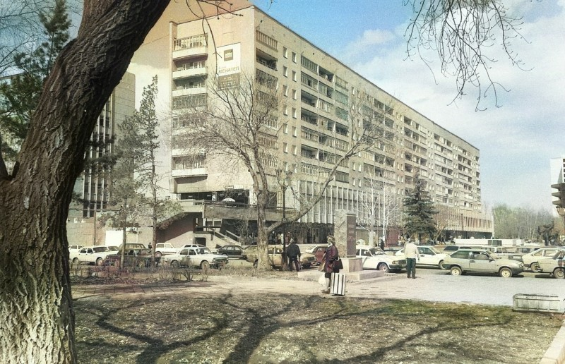 Оренбург, ул.Советская д.31.