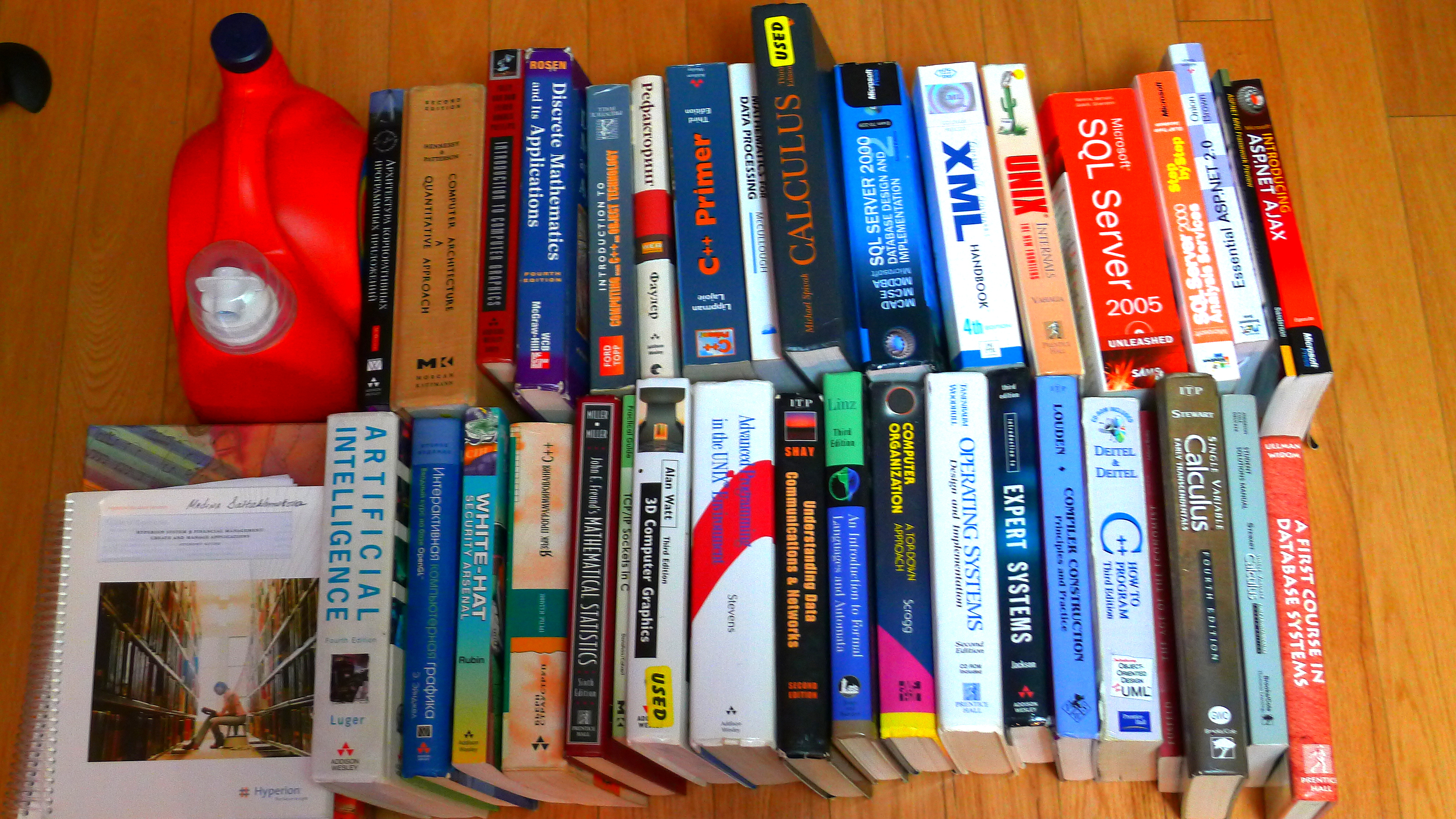 computer books to give away: montreal — LiveJournal