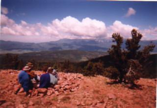 Mt. Phillips, Philmont 1998