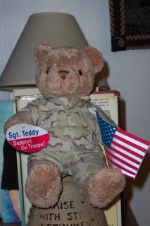 Sgt. Teddy