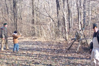 Cubs at the Tomahawk Throw