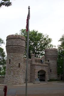 Point Park Entrance, Lookout Mountain