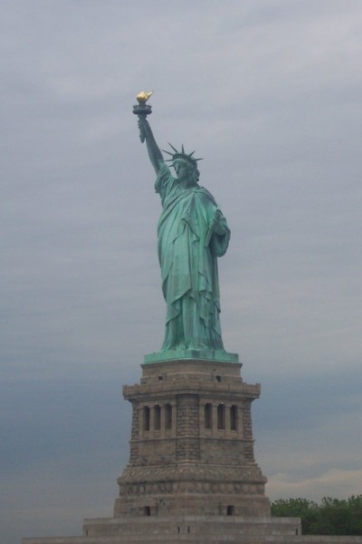 Statue of Liberty, NY 2004