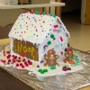 Jared's Gingerbread House
