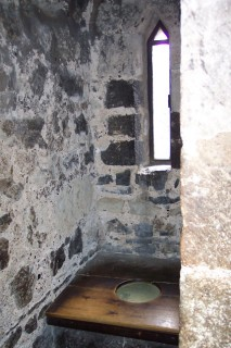 Garderobe in the White Tower