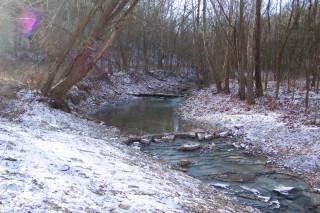 Pishon Creek