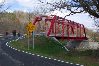 Lost Bridge at last