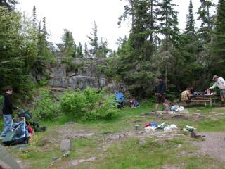 Threemile Camp