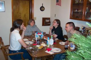 Christmas (Eve) Dinner