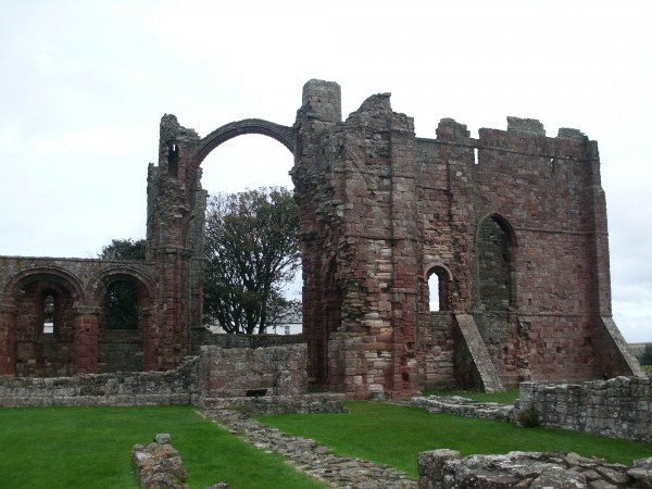 Ruins of the Priory Church