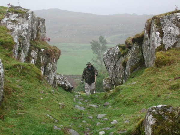 The gates of Dunadd