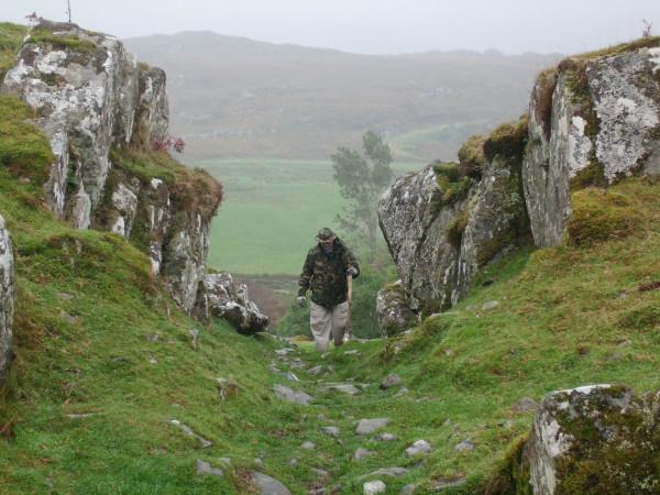 The gates of Dunadd