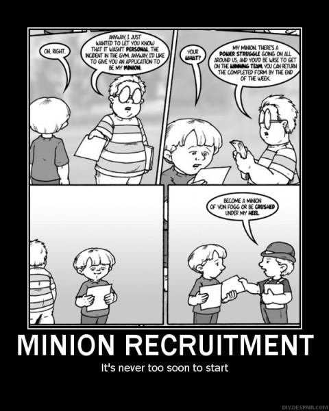 minionrecruitmentposter