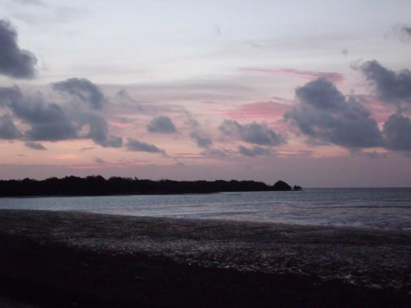 Last sunrise on Munsen
