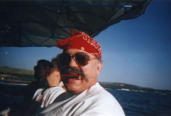 Pirates of Lake Tanganyika