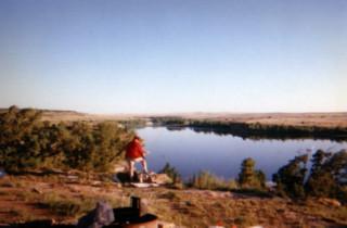 Clayton Lake S.P., NM