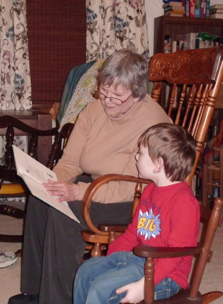 story time with granny